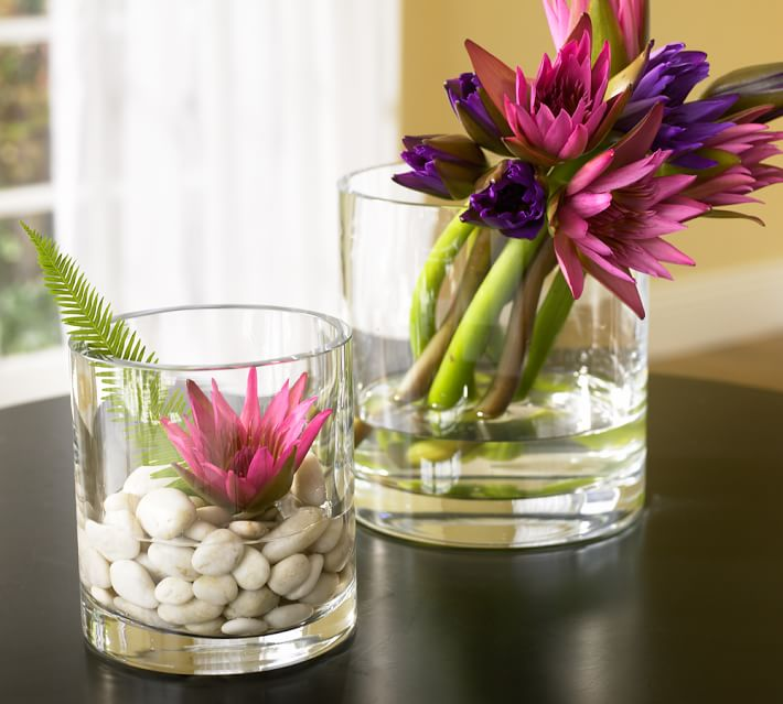 decorative-vases-amp-faux-flowers-pottery-barn-glass-vases-for-flowers-1